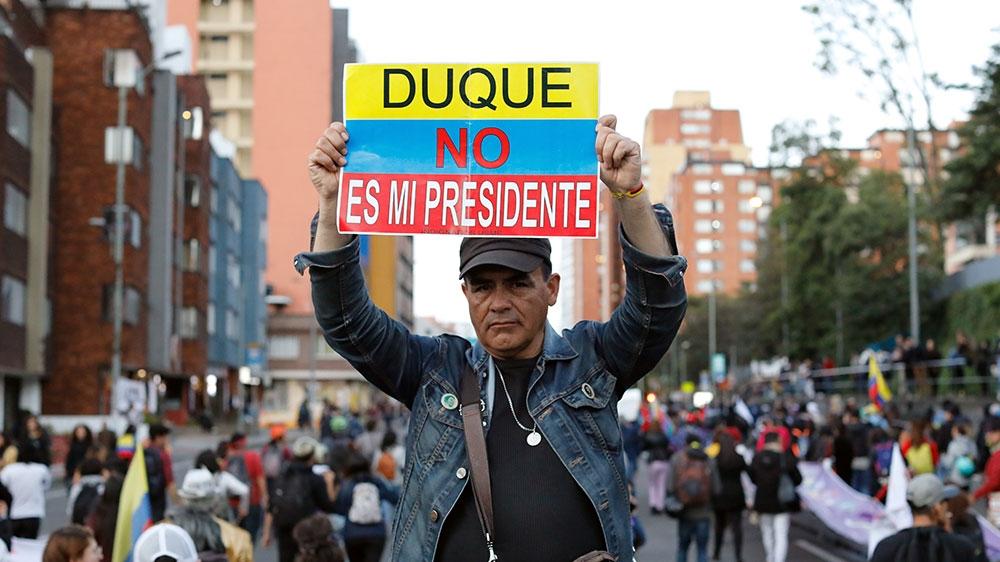 Duque no president