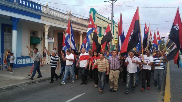 CUBA-PINAR DEL RÍO SERÁ SEDE DEL ACTO CENTRAL POR EL 26 DE JULIO